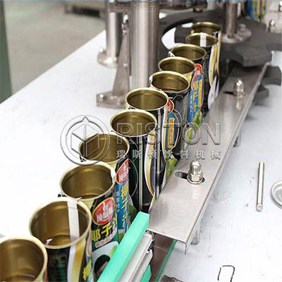 Dairy Products Can Filling Machine
