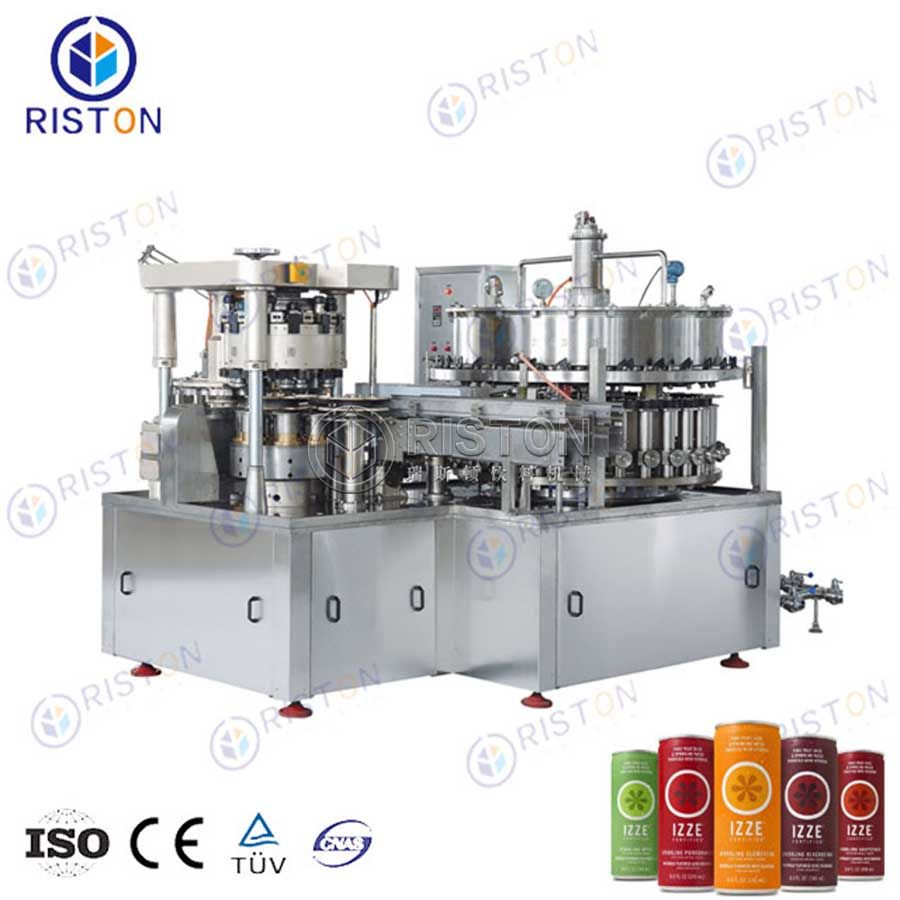 Tin Can Filling Machine