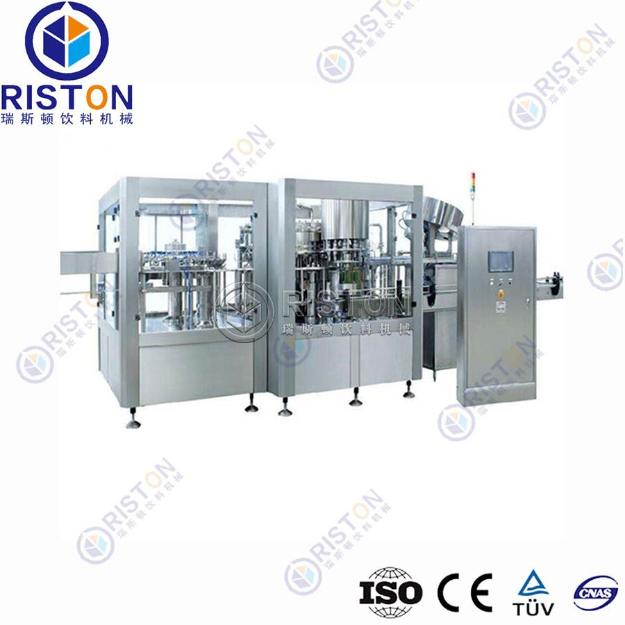 Export Mineral Water Filling Machine