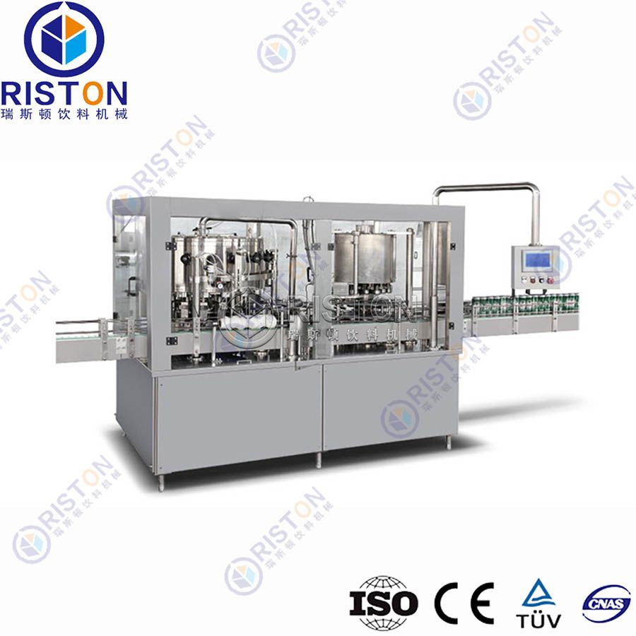 Can Filling Line WholeSaler