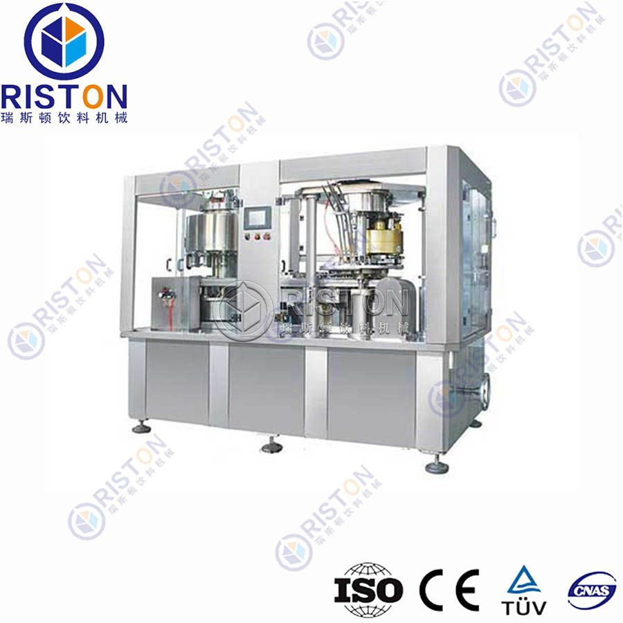 Small Can Filling Production Line Manufacture