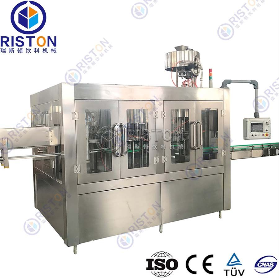 Aluminum Can Filling Line China