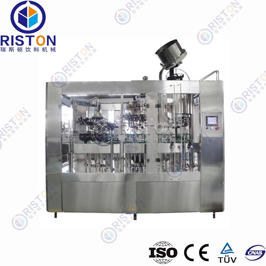 Automatic Glass Bottle Filling Line Price
