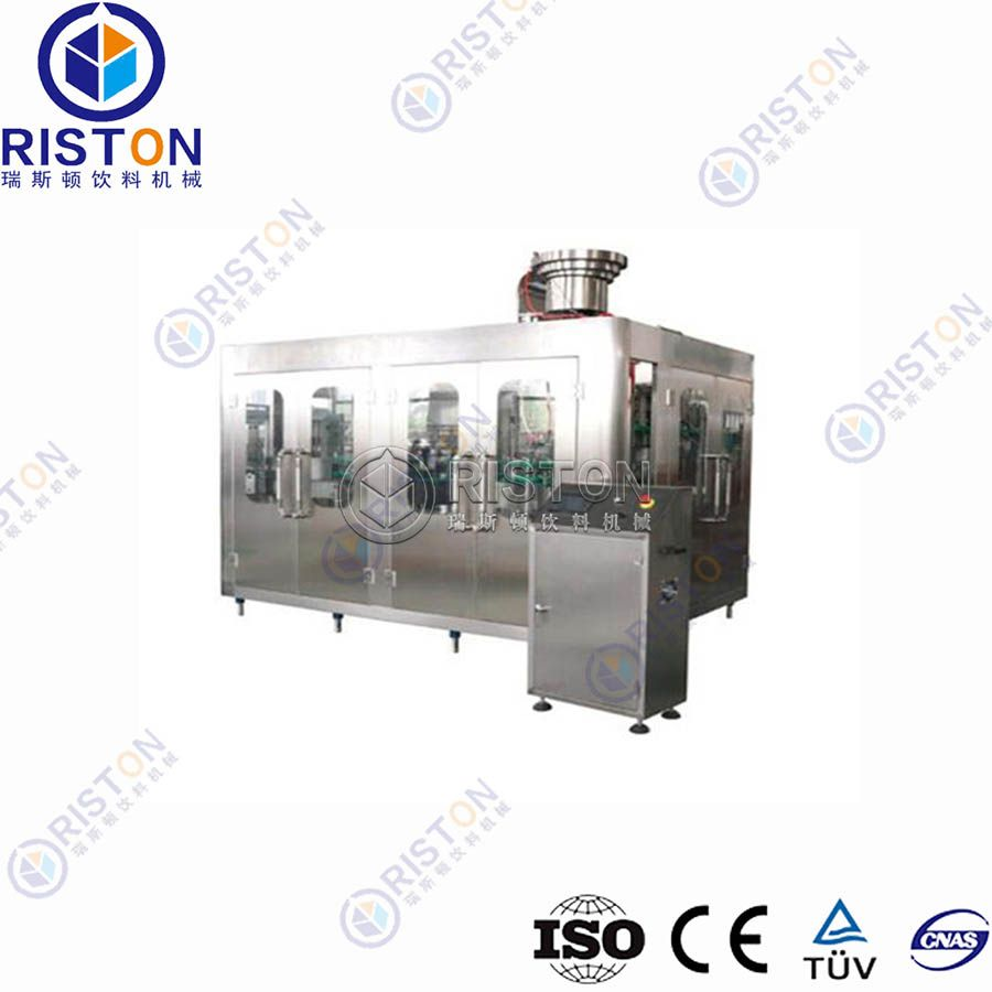 Small Plastic Bottle Filling Production Line Price