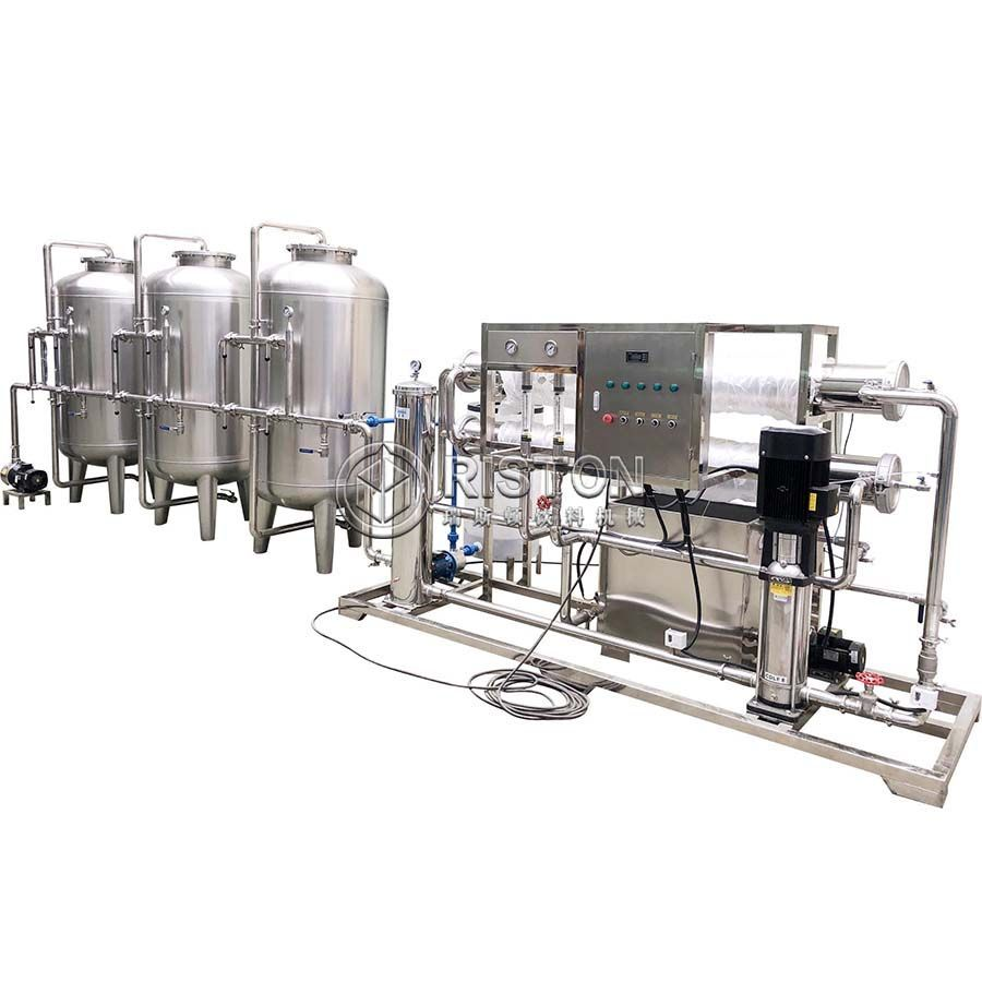 Pure Water Treatment System Price