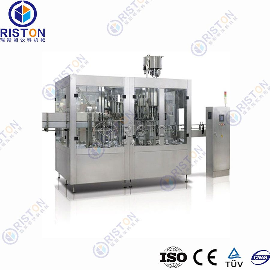 Automatic Rotary Type Edible Oil Filling Production Line Price