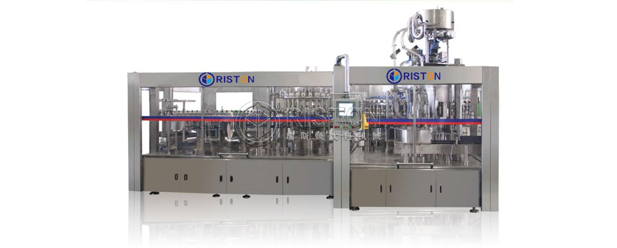 Juice With Pulp Hot Filling Line