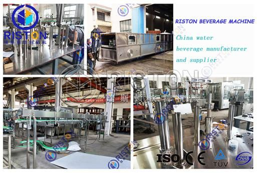 Aluminum Screw Cap Glass Bottle Filling Machine
