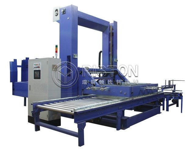 Semi-automatic 5 Gallon Barrel Decapping and Brushing Machine