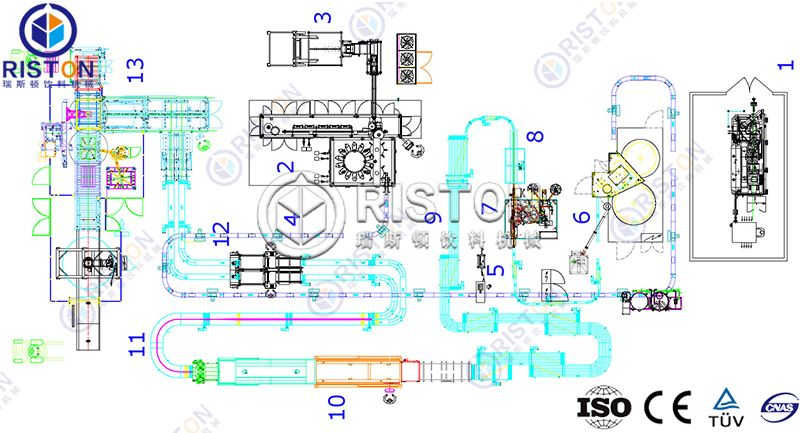 Reverse Osmosis Machine System Manufacture